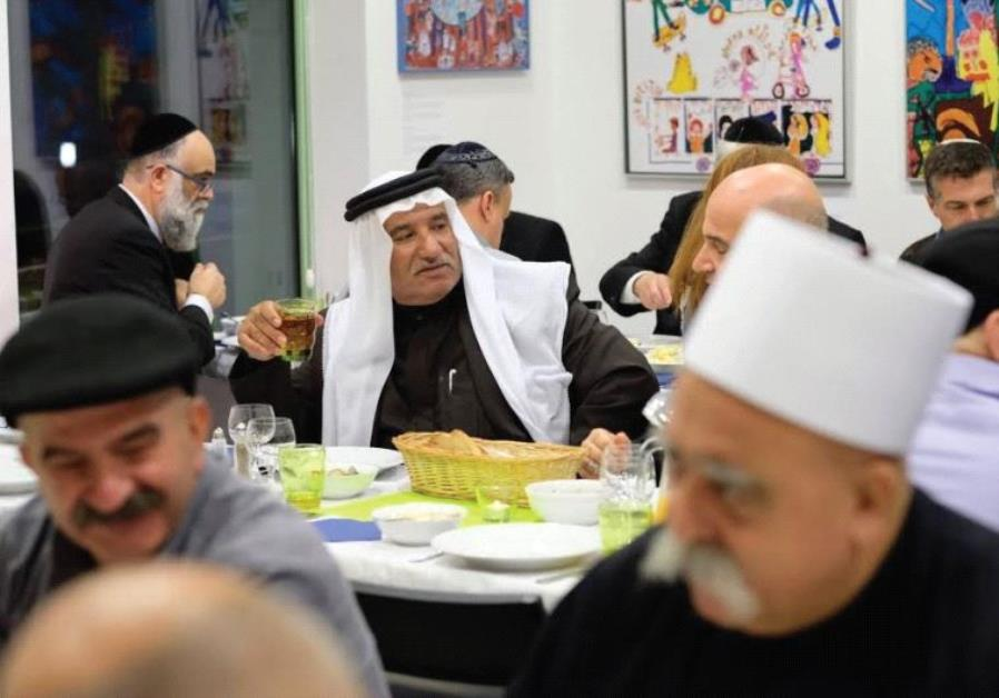 AN INTERFAITH group from Israel