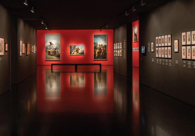 Francisco Goya Israel
