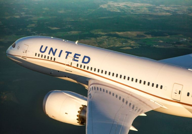 A United Airlines