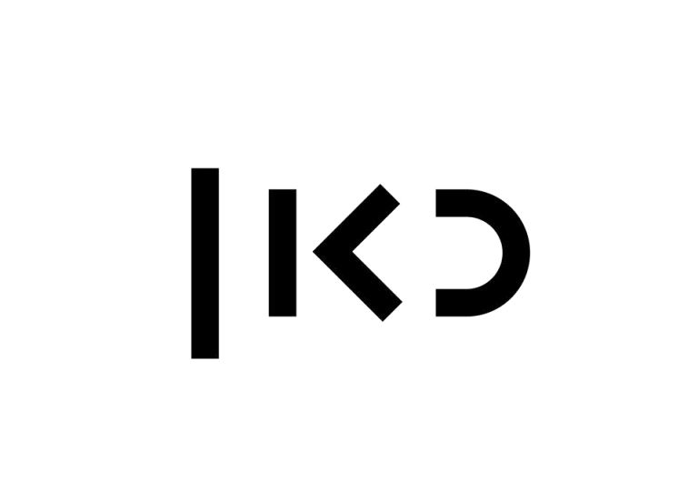 """Kan,"" the new public broadcaster's logo."