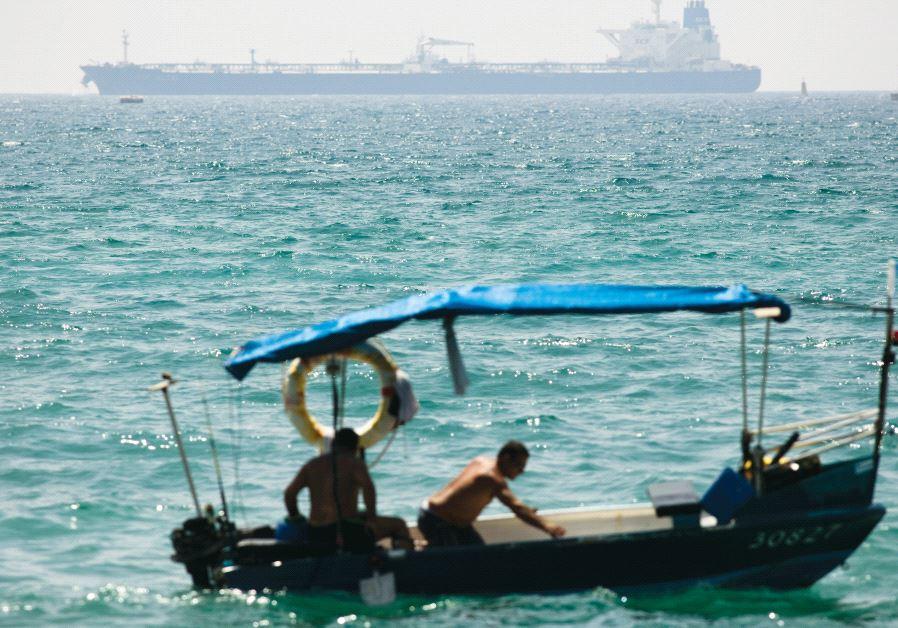 Ashkelon port