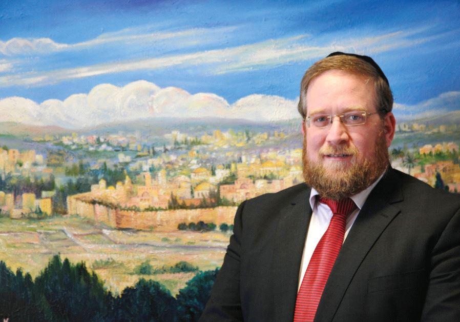 Deputy Mayor Itzhak Pindrus