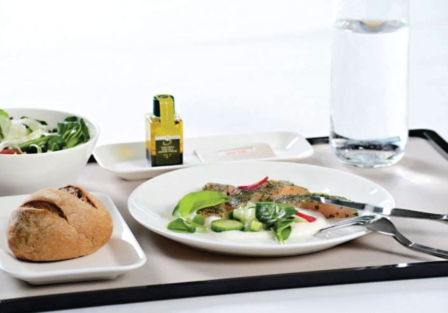 IN-FLIGHT DELICACIES will help prepare you to see the sights in Zurich