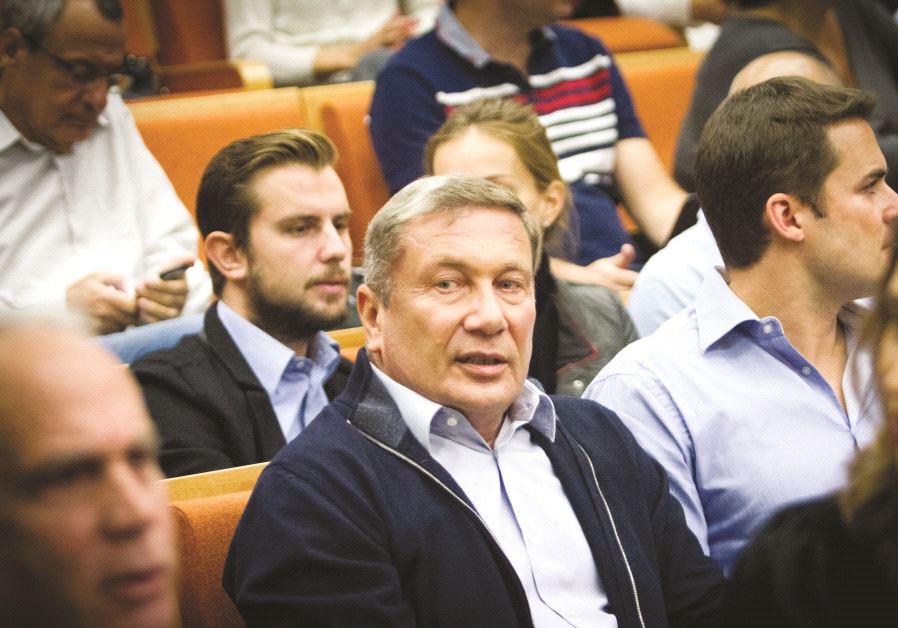Nohi Dankner, un ex-banquier condamné à deux ans de prison
