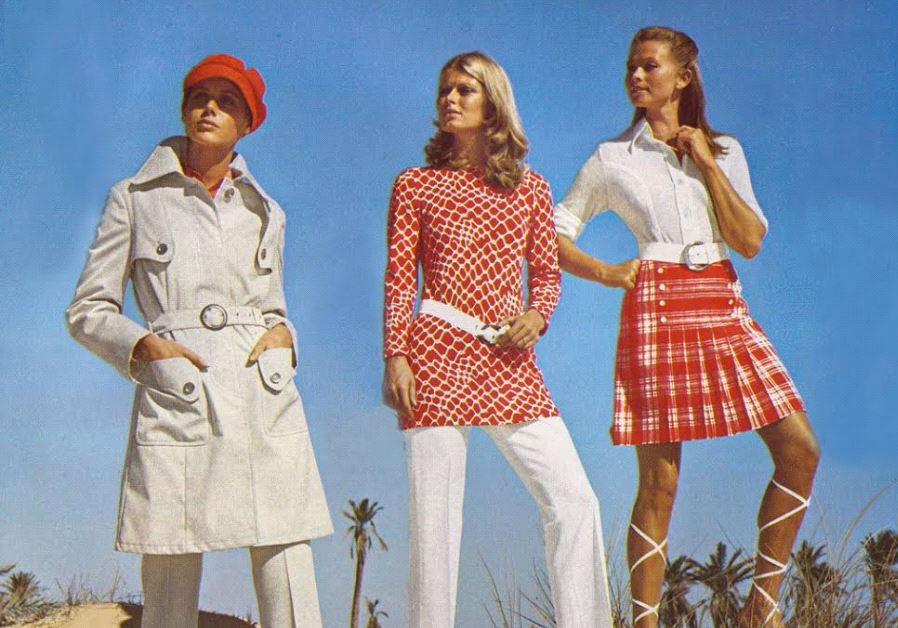 How Fashion Trends Have Changed Over The Years Israeli