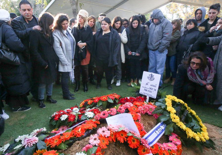 Funeral of Shir Hajaj