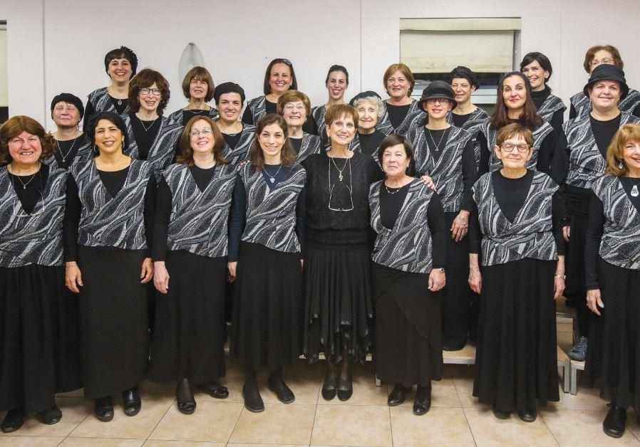 The Dorot choir