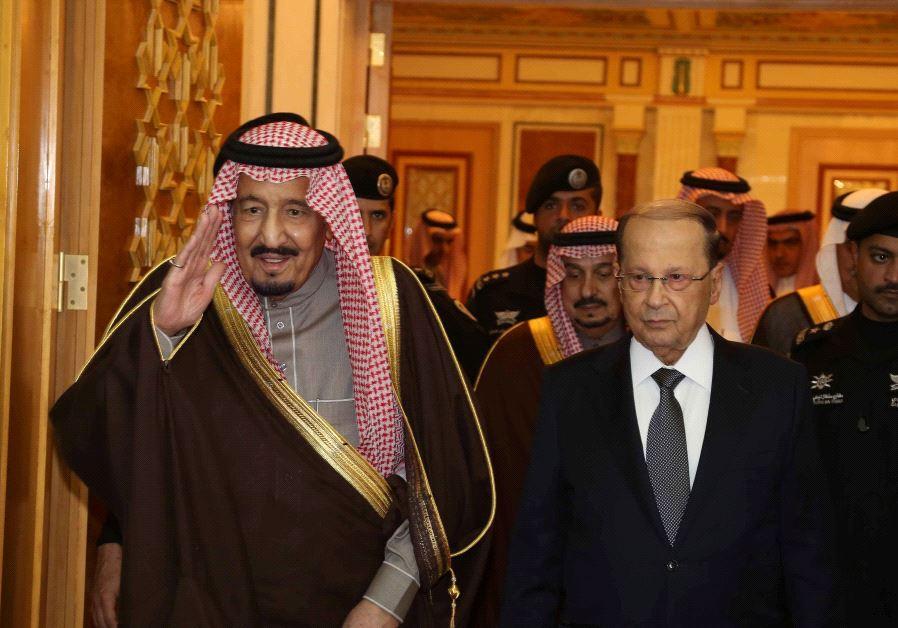 lebanon saudi