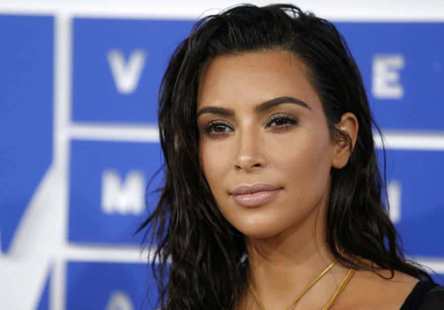 Kim Kardashian honored for helping Israeli find a bone marrow match