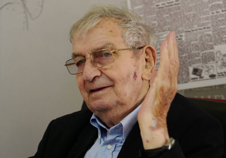 Former Jerusalem Post editor-in-chief Ari Rath dies at 92