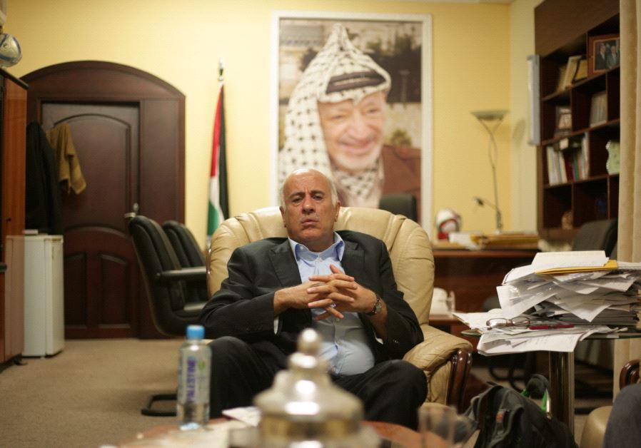 PA-Führer Jibril Rajoub lässt sich im Krankenhaus in Tel Aviv behandeln