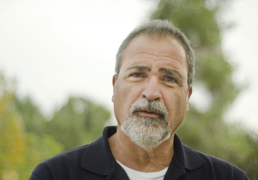 Archeologist Yoram Haimi (IAA)