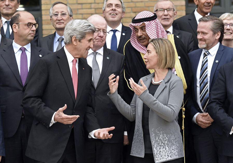 Washington Watch The Peace Gamble Opinion Jerusalem Post
