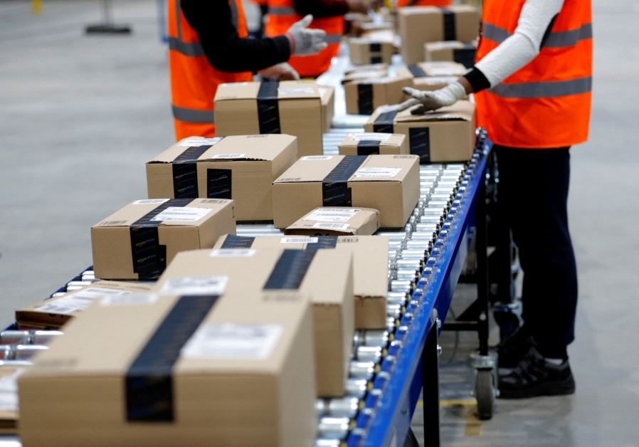 Amazon seeks to dominate Middle East e-commerce market - Hi
