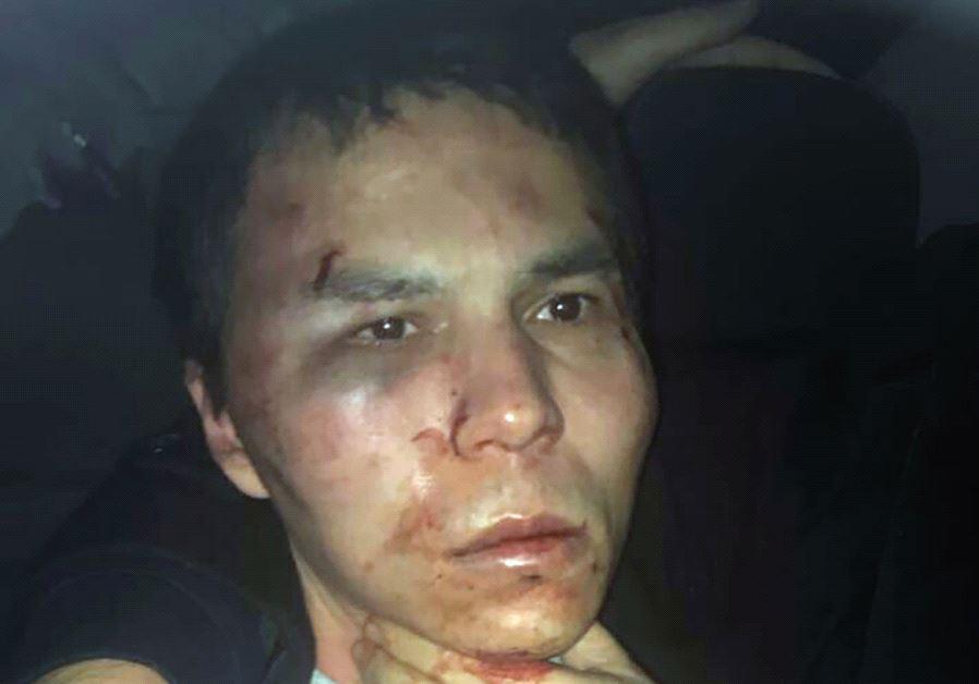 Turkish gunman captured