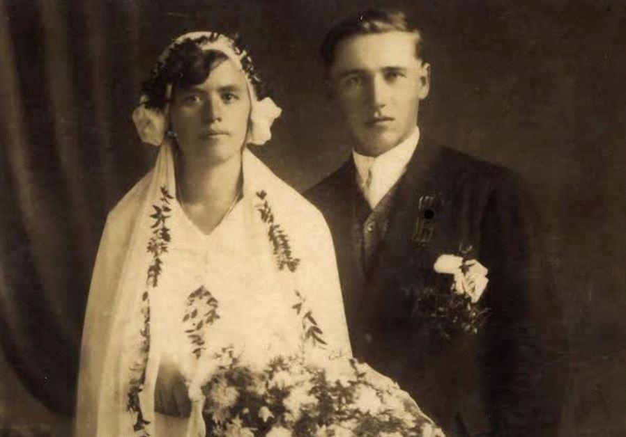 Maria and Stanisław Grocholski