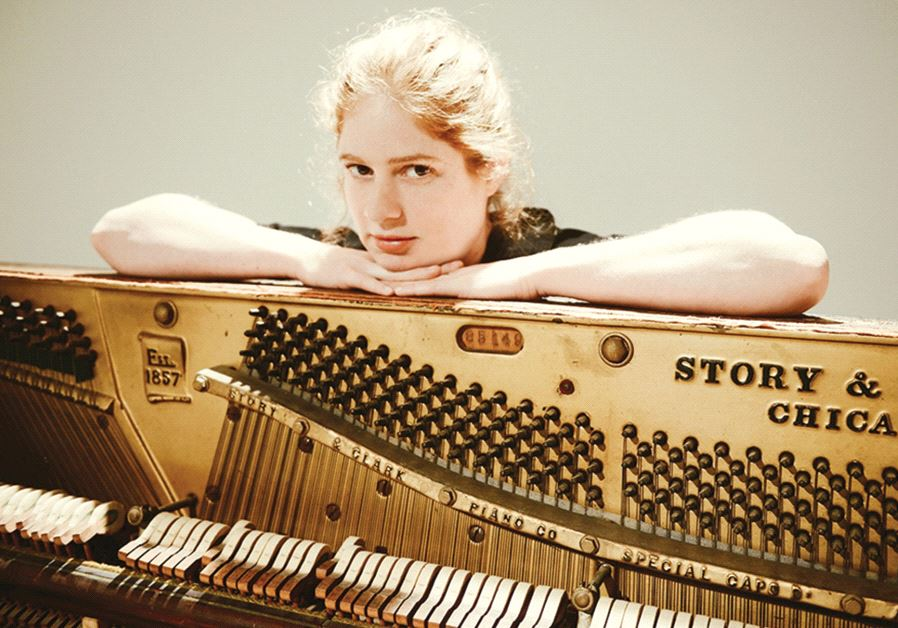 Jazz pianist Maya Dunietz