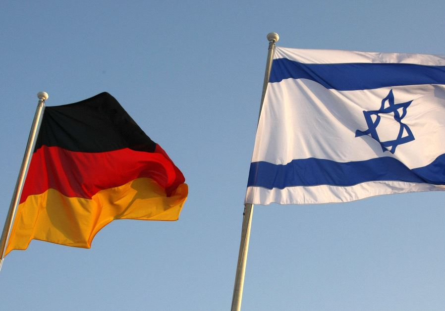 germany israel