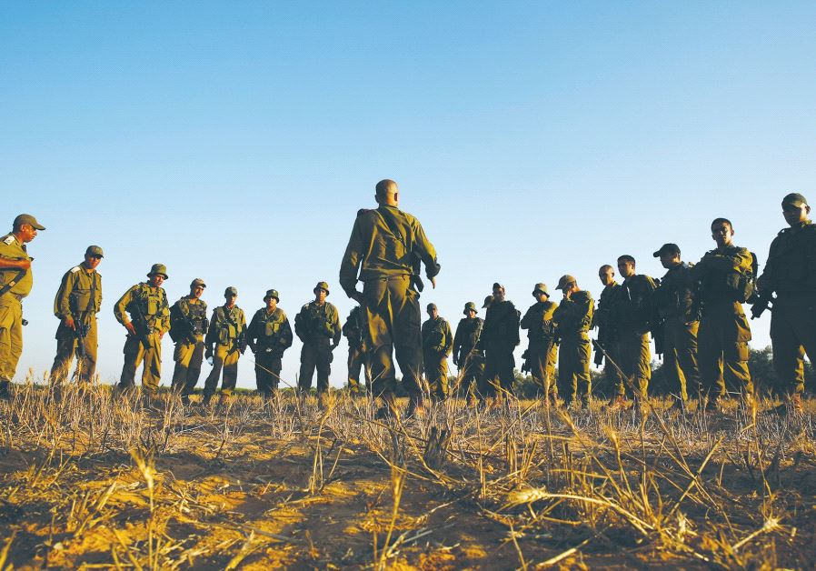 IDF commanders