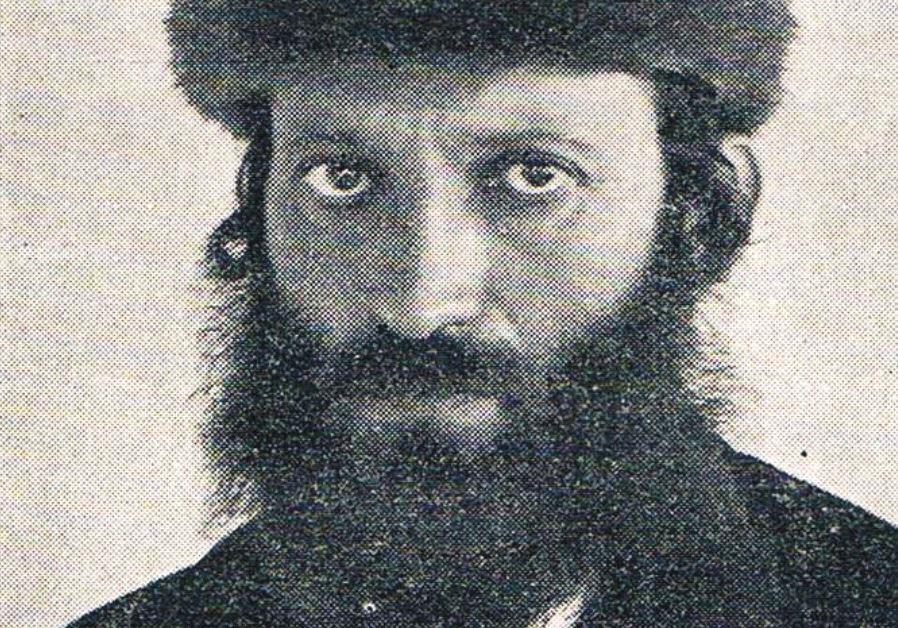 Rabbi Avraham Yitzhak Hacohen Kook