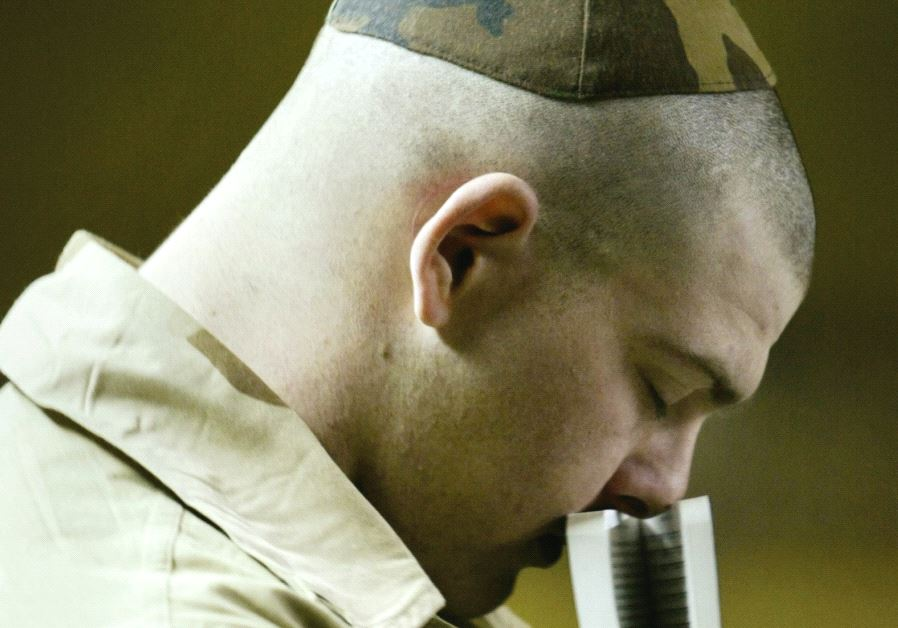 Jewish American soldier