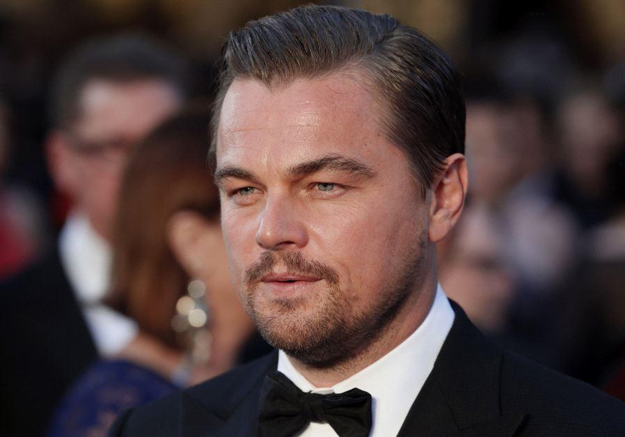 Leonardo DiCaprio (photo credit: REUTERS)