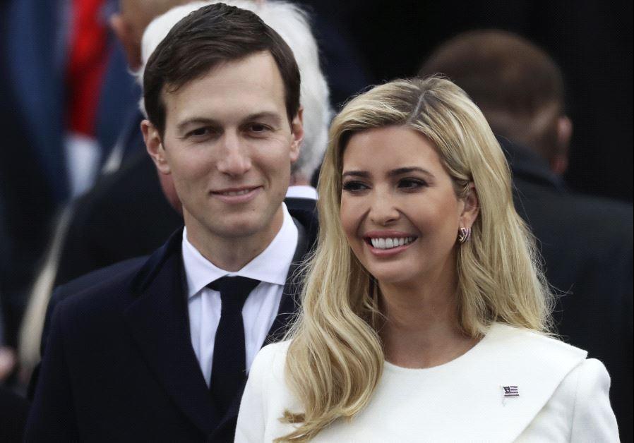 Jewish world weighs in on Ivanka and Jared's piety on inauguration day -  Diaspora - Jerusalem Post