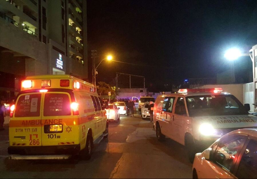 Two killed in criminal shooting in Tel Aviv