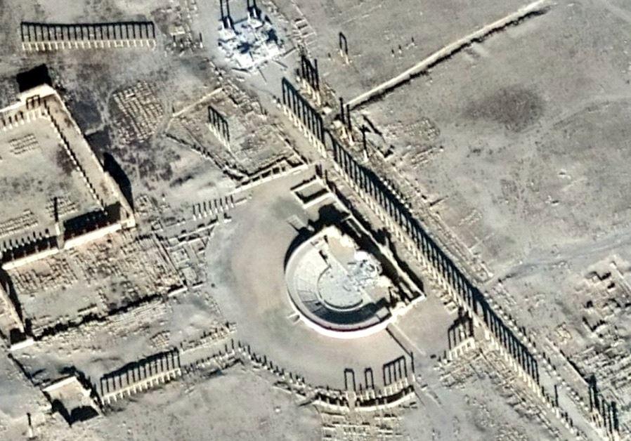 Amphitheater Palmyra