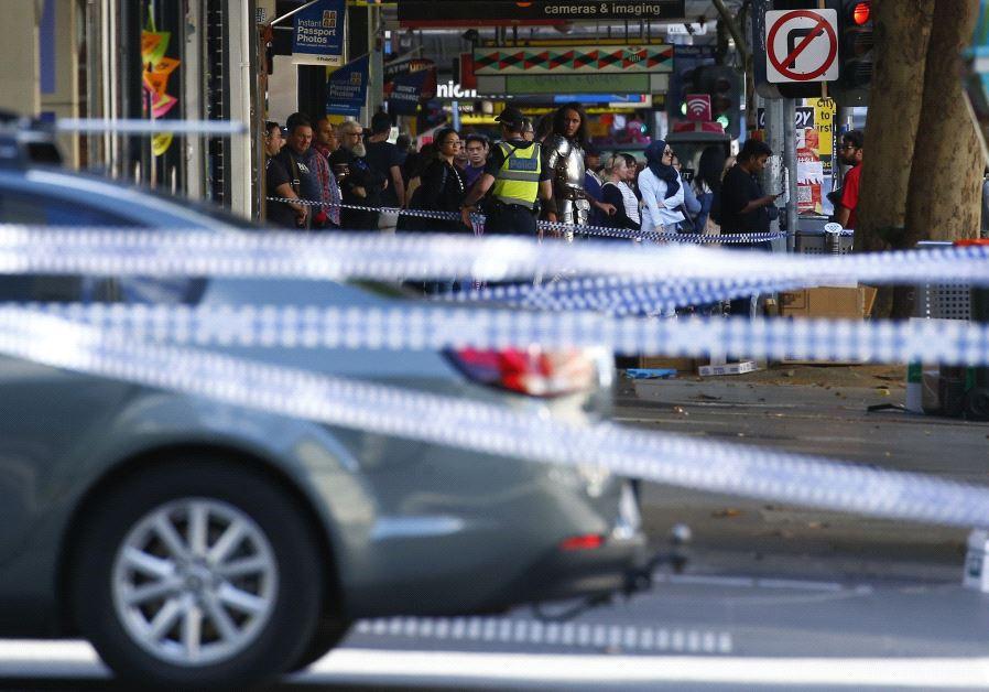 Melbourne car attack