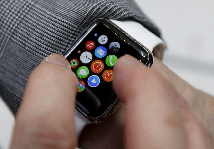 Smart wristband device
