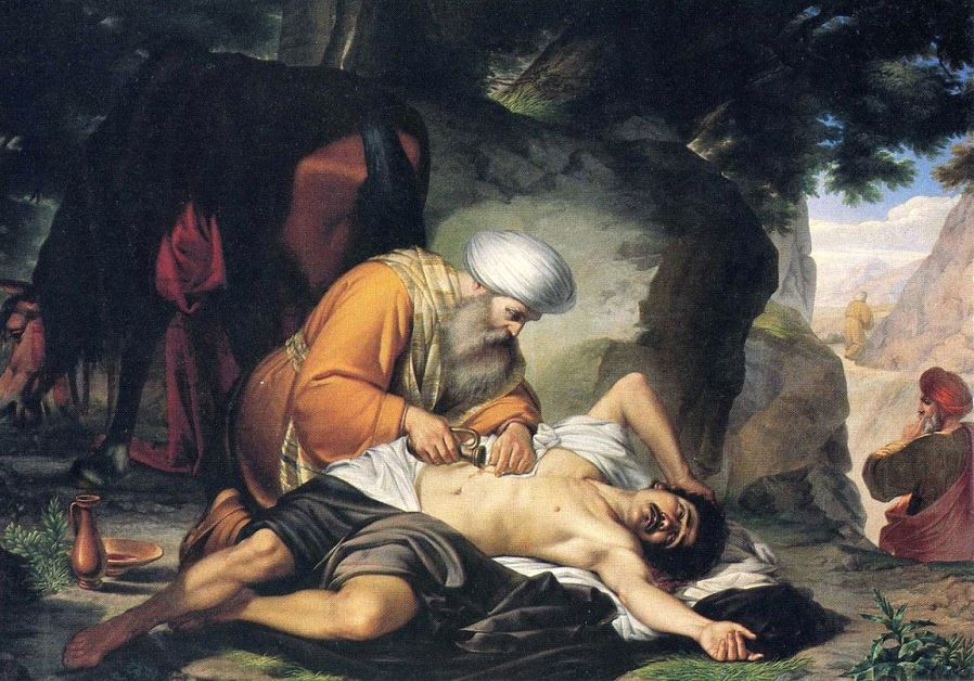 Good Samaritan Giacomo Conti