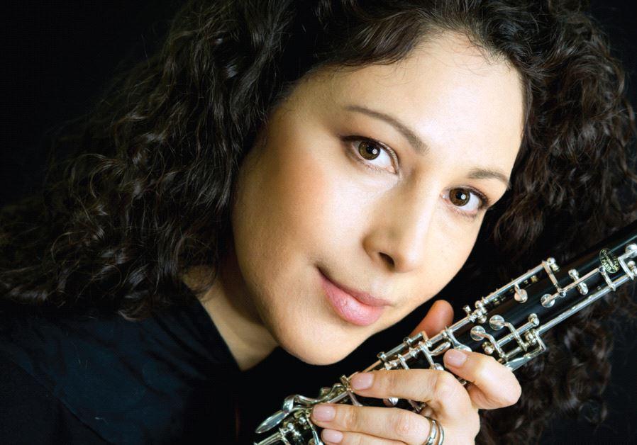 Israeli Oboist Roni Gal-Ed