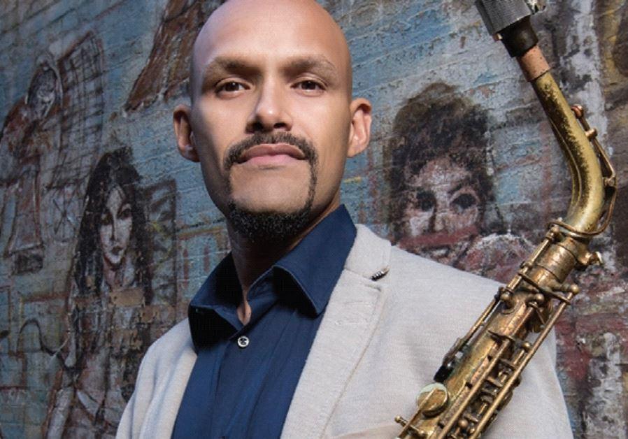 Saxophonist Miguel Zenon