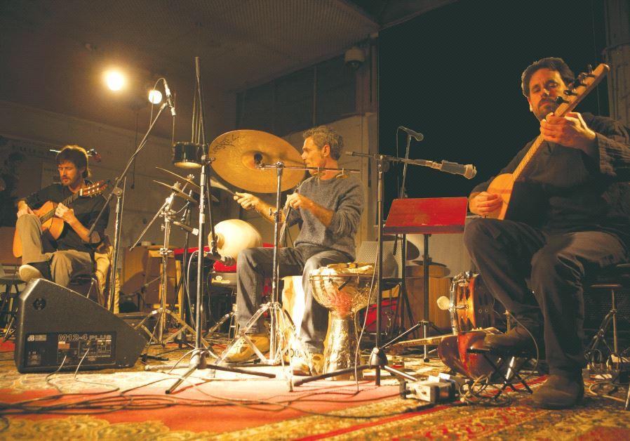The Aga Babot Trio