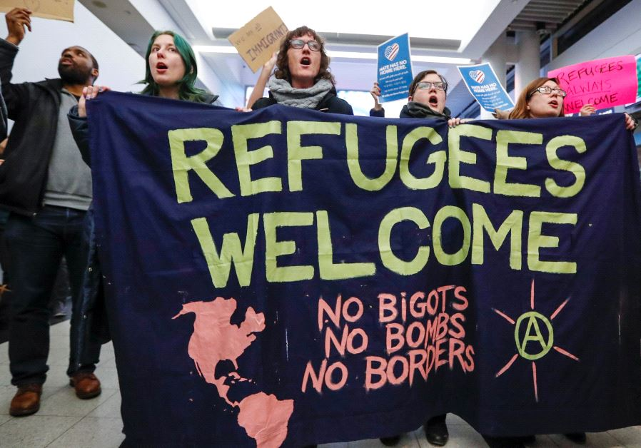 US refugee ban