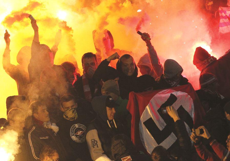 Une manifestation pro-nazie