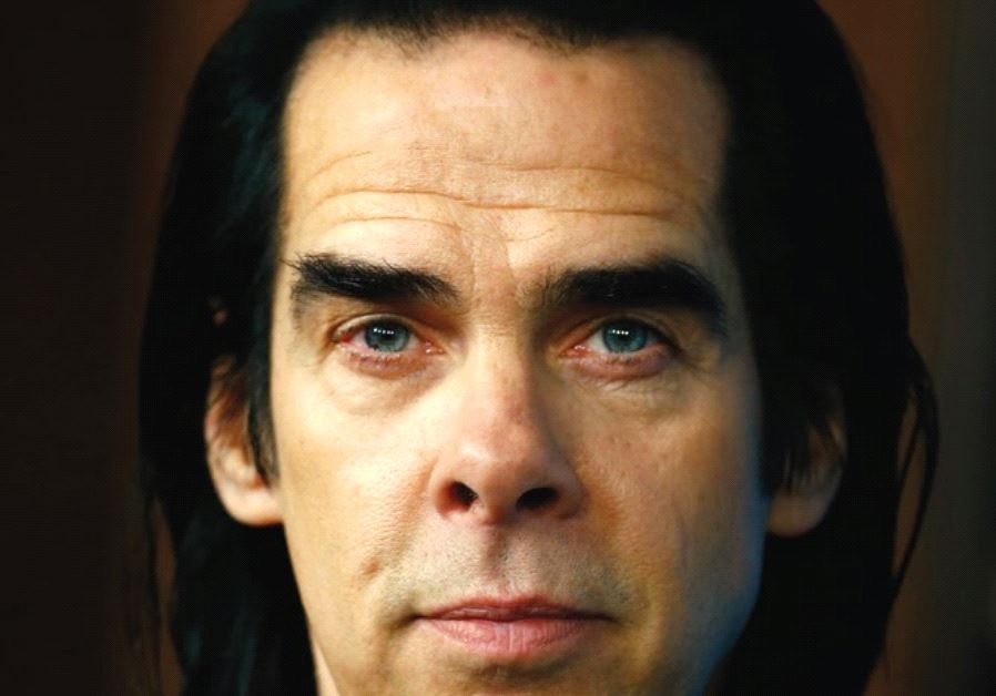 Australian singer-songwriter Nick Cave.