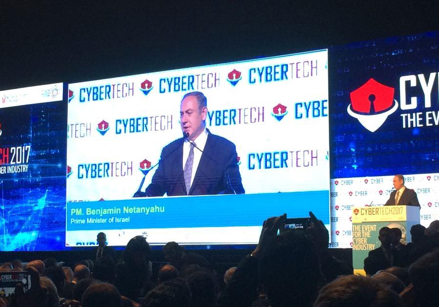 Cyber security Israel Netanyahu