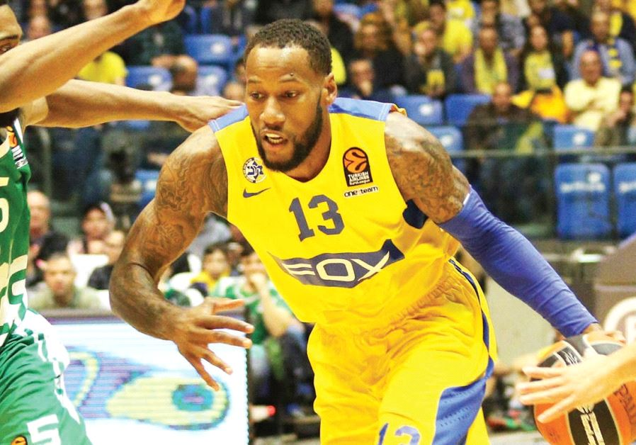 Sonny Weems's disappointing time at Maccabi Tel Aviv has come to an end after he failed to complete