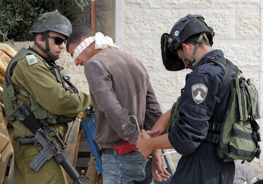 IDF Hebron raid