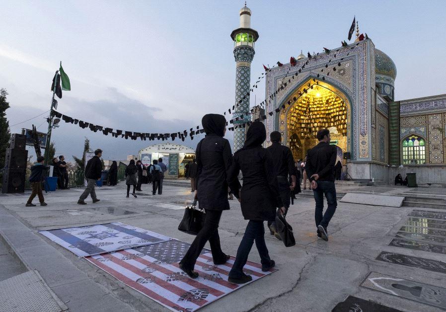 Iranians in Tehran