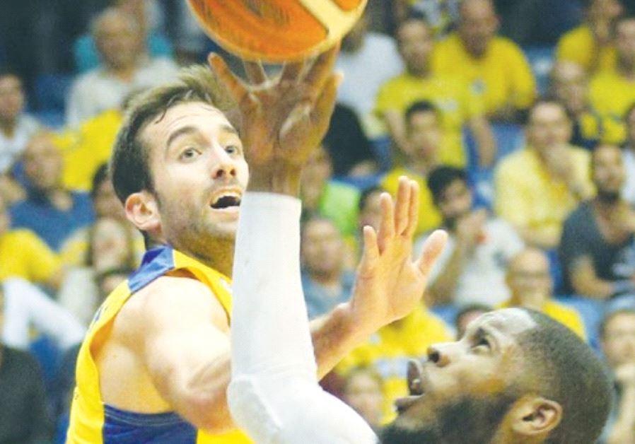 israel basketball