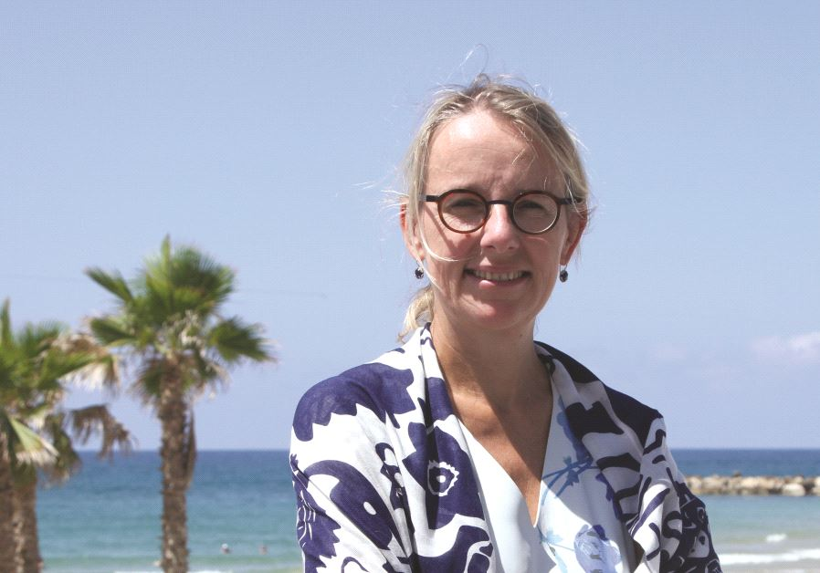 Hélène Le Gal, nouvel ambassadeur de France en Israël