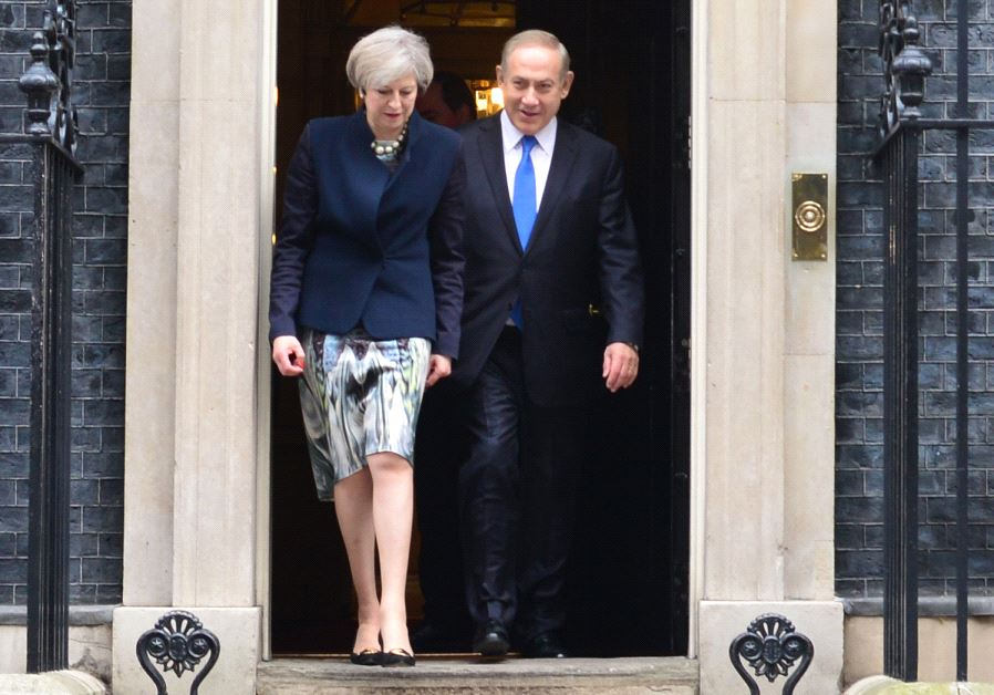 Netanyahu May