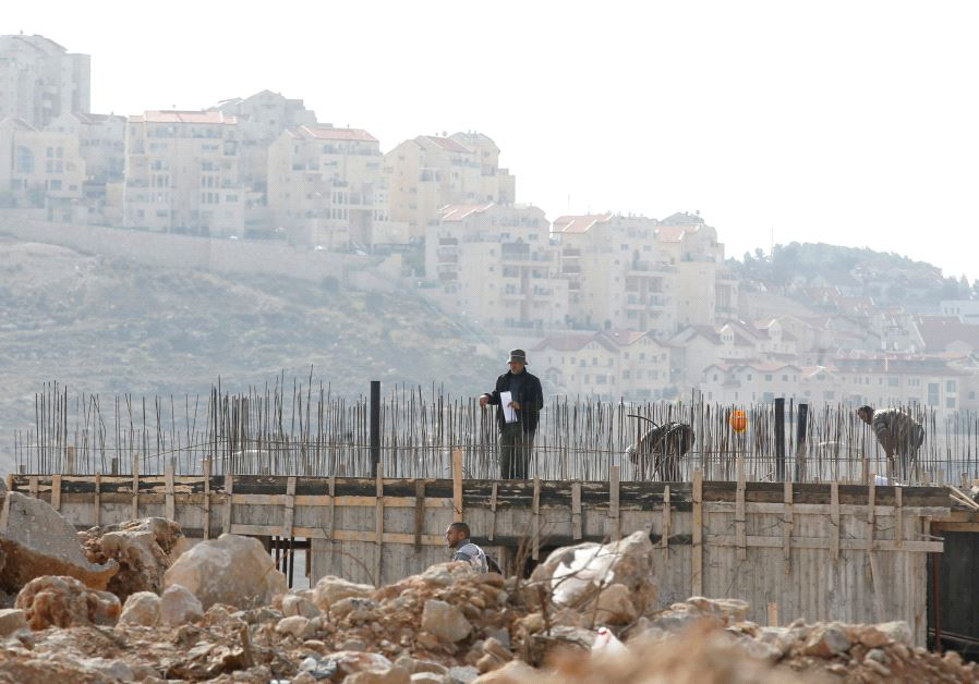 Efrat West Bank