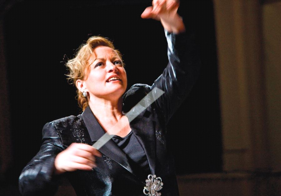 MAESTRO MAGIC: 'You can't see the audience, but you can feel their attention,' says classical conduc