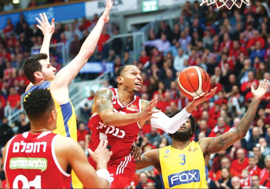 Hapoel Jerusalem guard Curtis Jerrells looks to continue his rich vein of form in tonight's Eurocup.