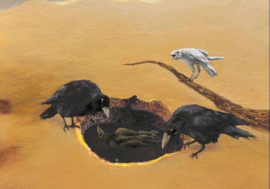 Carmela Weiss's exhibition 'White Raven'