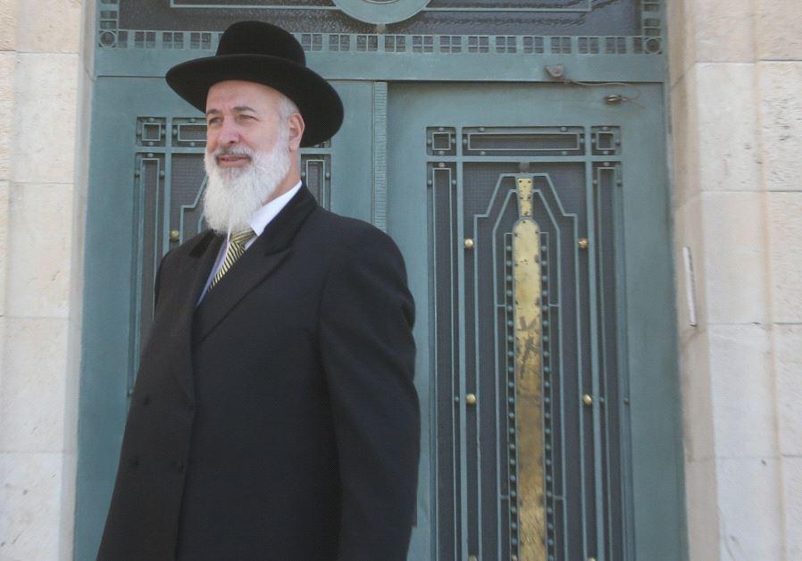 rabbi Yona Metzge